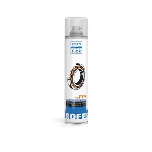 VERYLUBE Универсальная литиевая белая смазка с PTFE