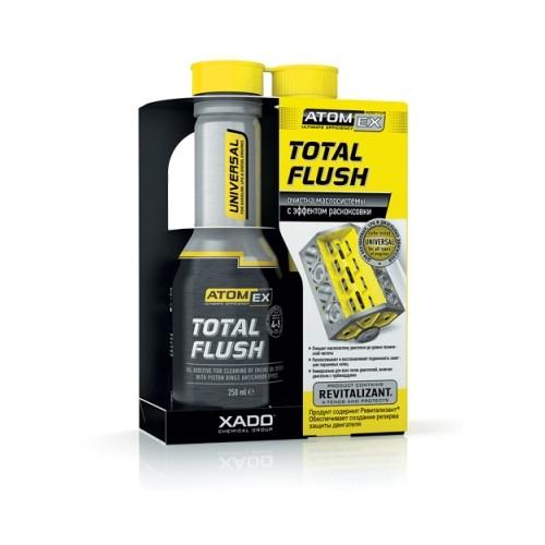 XADO TotalFlush - очиститель маслосистемы двигателей