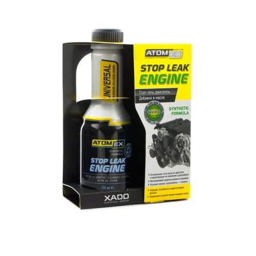 Stop Leak Engine - стоп-течь двигатель, добавка в масло