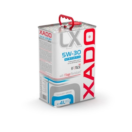 XADO Luxury Drive 5W-30 SYNTHETIC