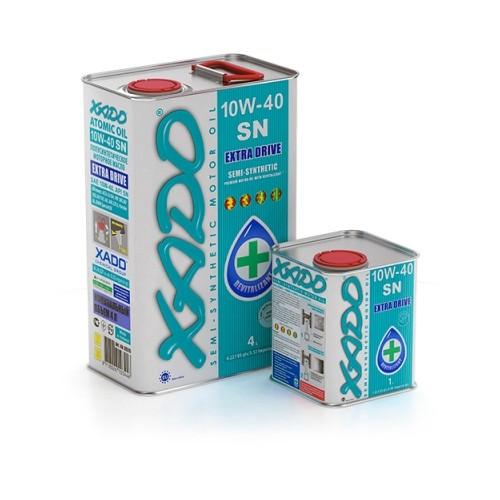 XADO Atomic Oil 10W-40 SN