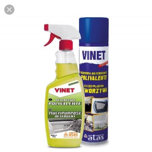 Универсальное моющее средство Vinet 1л.
