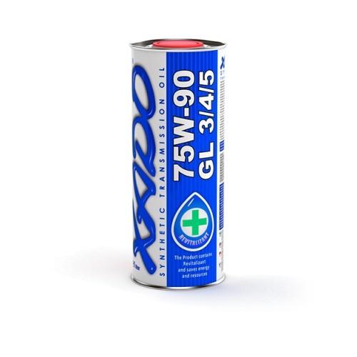XADO Atomic Oil 75W-90 GL 3/4/5 1л.