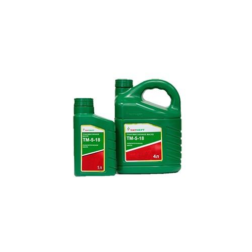 Татнефть 75W-90  Трансмиссионное масло