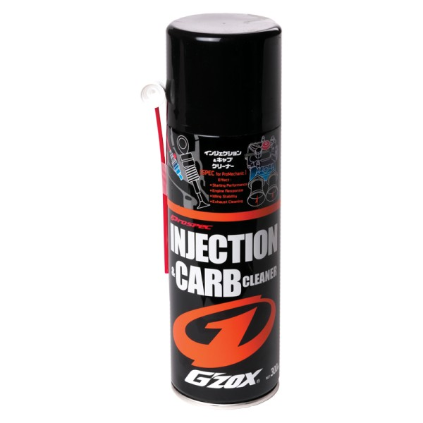 GZox Injection & Carb Cleaner