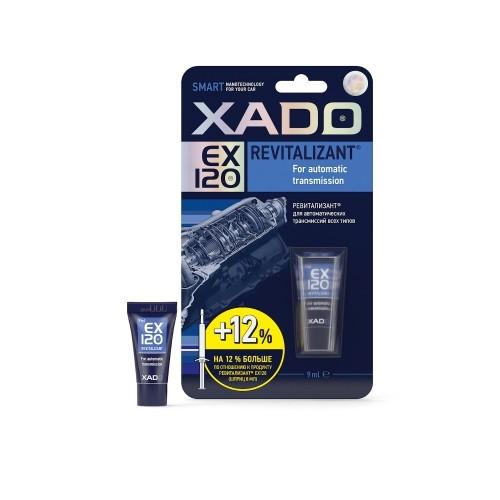 XADO Revitalizant EX120 для автоматических трансмиссий