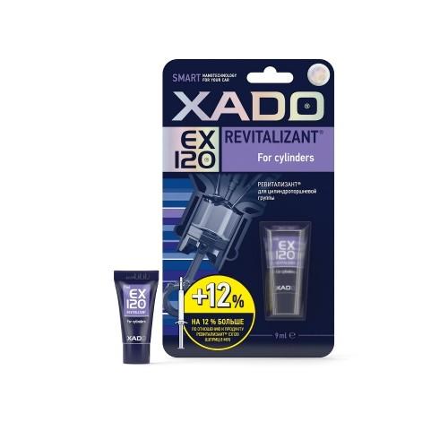 XADO Revitalizant EX120 для цилиндропоршневой группы