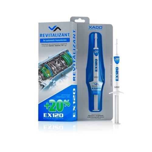 XADO Ревитализант EX120 для автоматических трансмисий